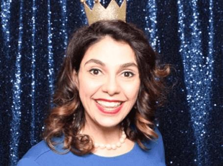 Dalia Ramahi Voice Over Actor Royalty Img